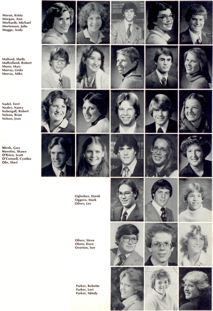 Class Of 2015 >> CLASS OF 80 Yearbook Photos
